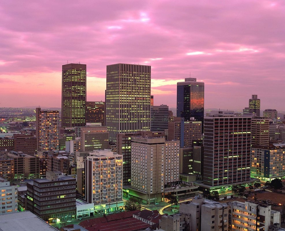 Johannesburg Sightseeings - Collection
