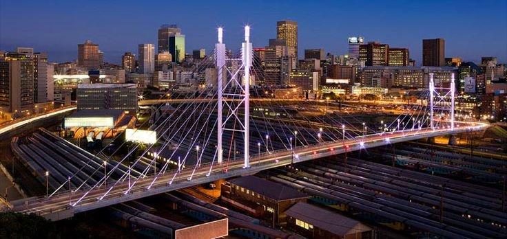 Johannesburg, Soweto & Gold Reef City Tour, Sightseeing in Johannesburg - Tour