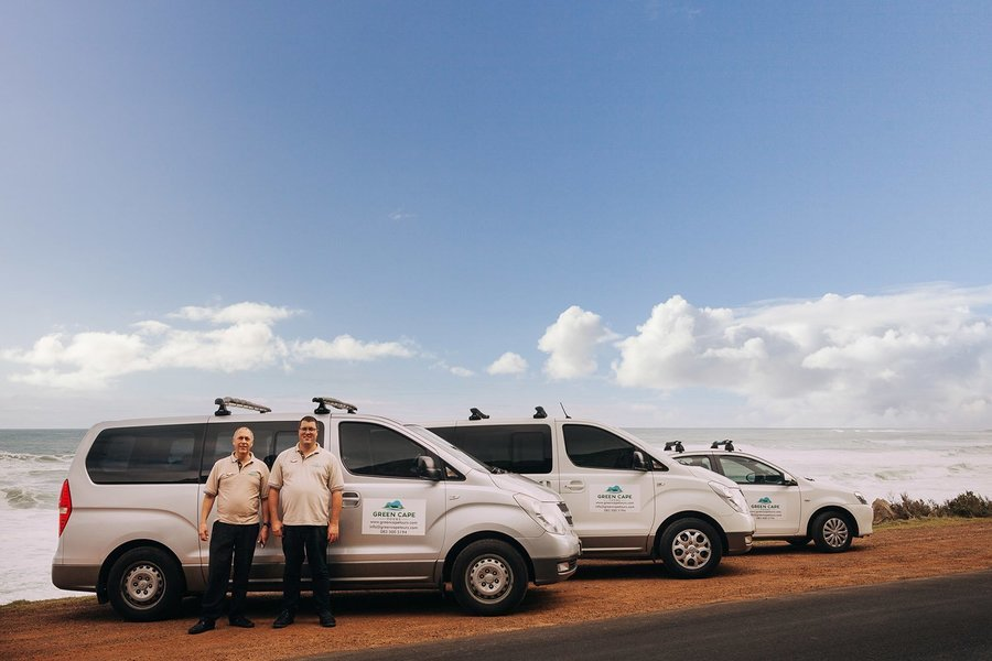 Airport Transfers from any Cape Town Hotel to Cape Town Airport, Shared Transfers in Cape Town - Tour