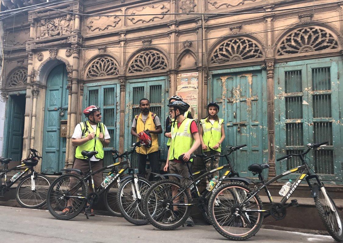 Old Delhi Cycle Tour - Tour