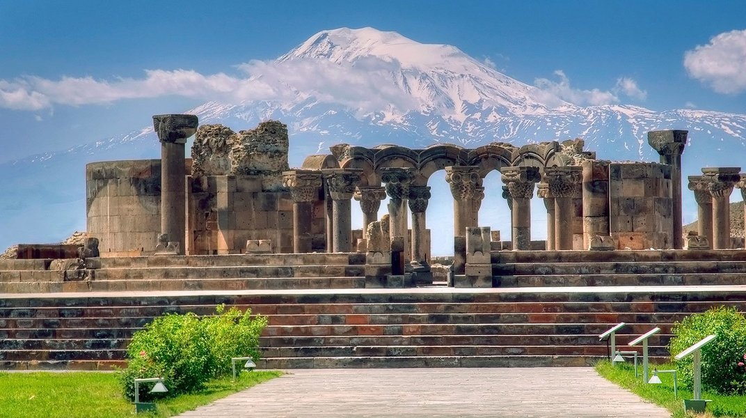 South of Armenia in the Guinness record book SIC - Tour