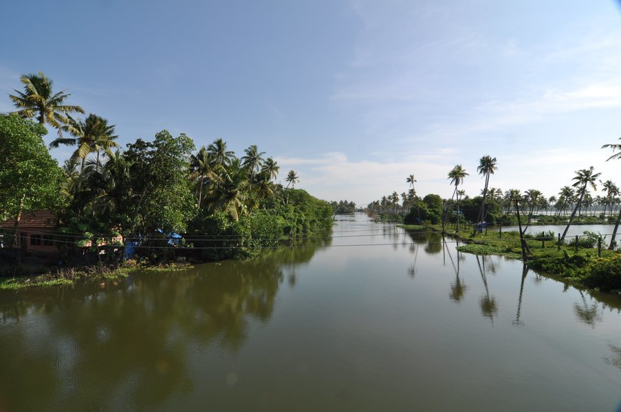 Backwaters village walk - Tour
