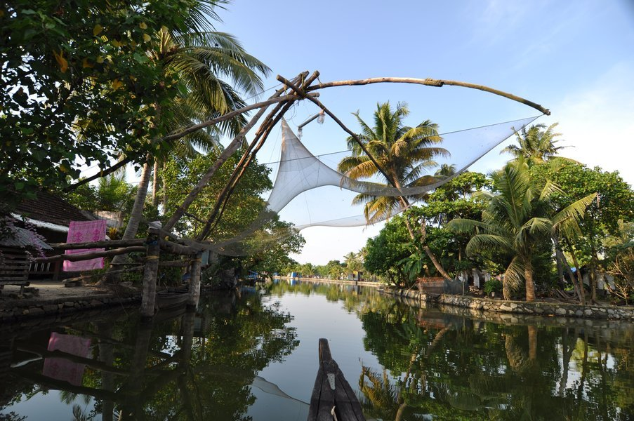 Kayal - walk & canoe - Tour
