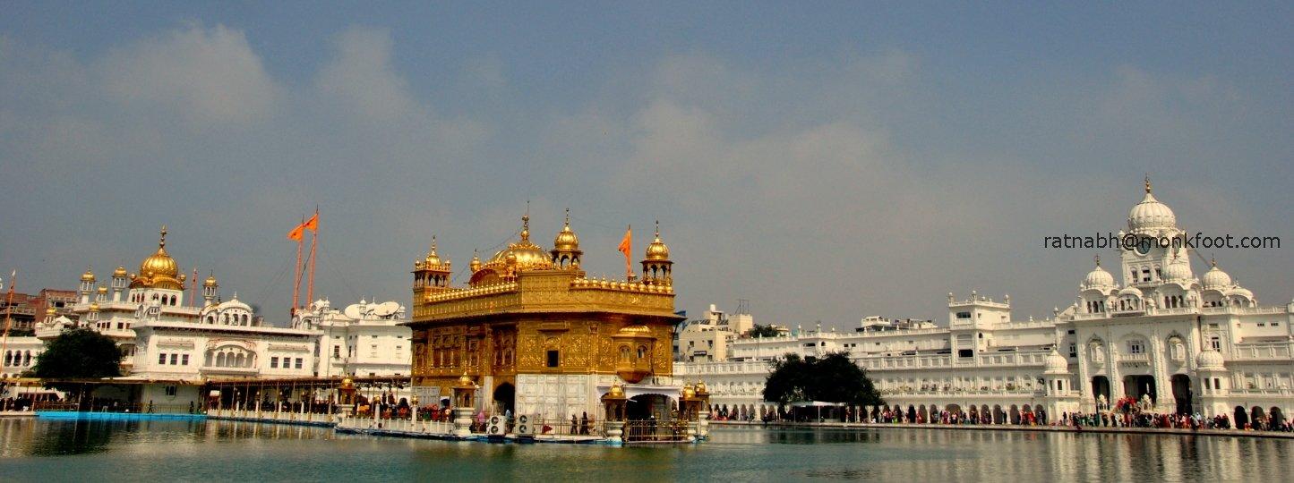 Amritsar and Dharamshala - Tour