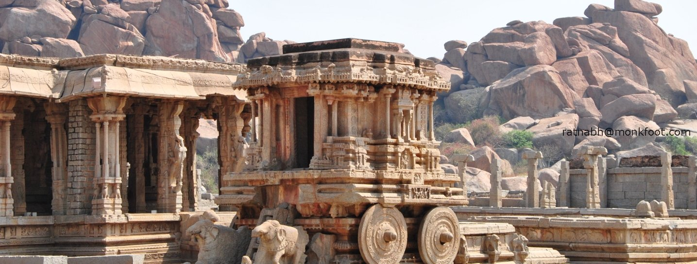 Hampi and Badami - Tour