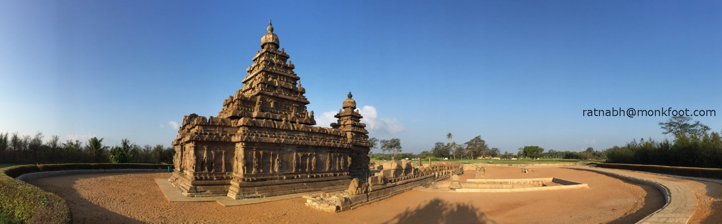 Mamallapuram and Pondicherry - Tour