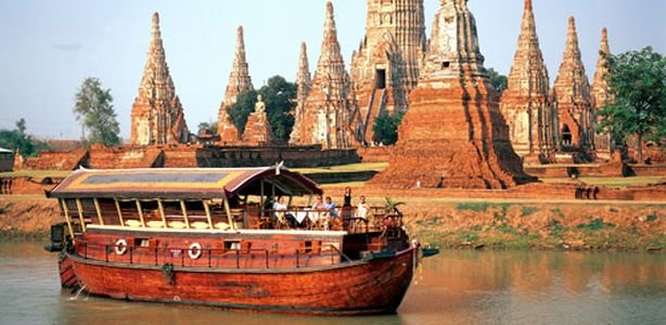 Rice Barge River Cruises Tour (Afternoon Only/Half Day) - Tour