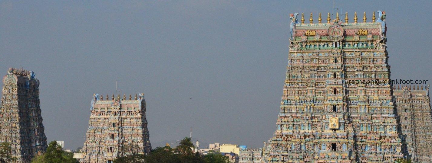 Dravida Legacy (Tamilnadu) - Tour