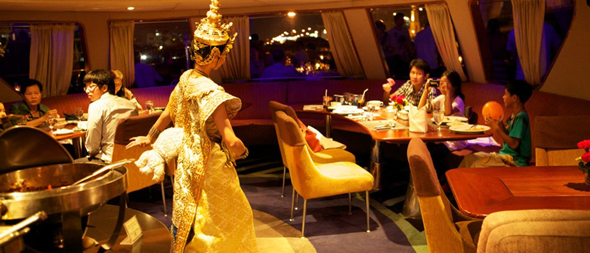Dinner Cruise by Grand Pearl (Night Tour) - Tour