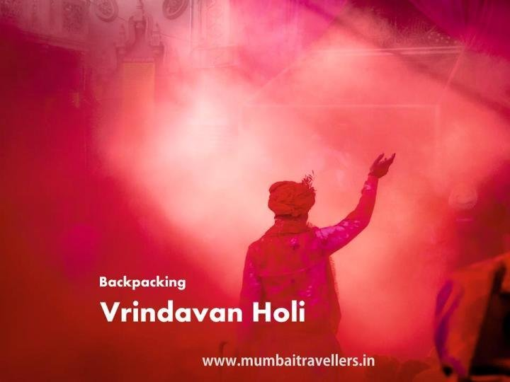 HOLI FESTIVAL at VRINDAVAN-MATHURA - Tour