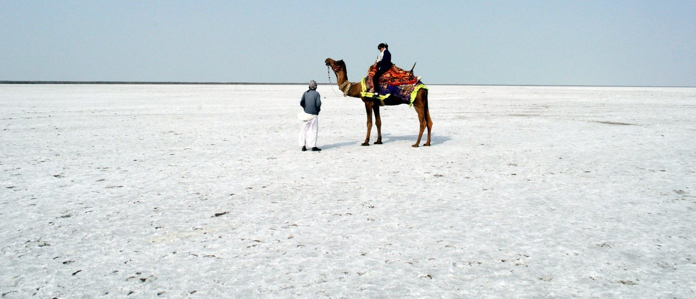 Rann of Kutch Bike Trip - Tour