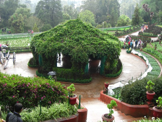 Tour Package To Karnataka and Tamil Nadu 07 Days with Bangalore, Mysore, Ooty and Kodaikanal - Tour