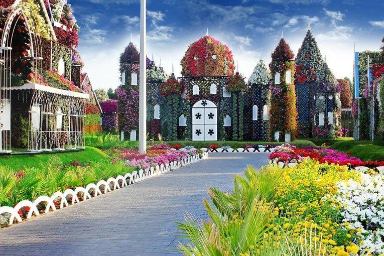 Miracle Garden Tickets in Dubai - Tour