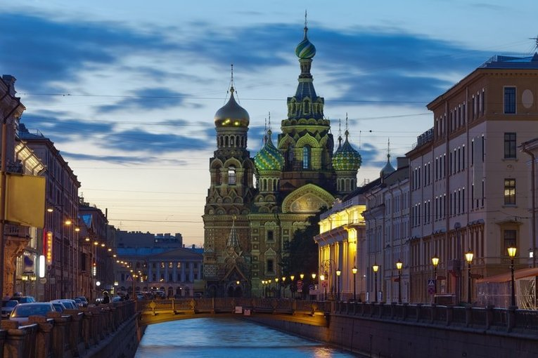 Highlights of Russia - Tour