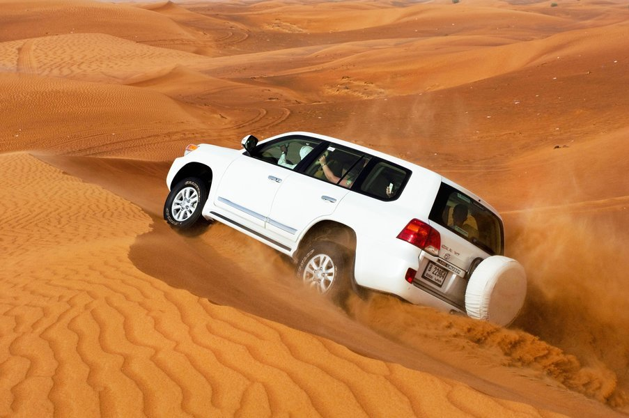 TRIO COMBO Desert Safari, Dhow Cruise and City Tour, Sightseeing in Dubai - Tour