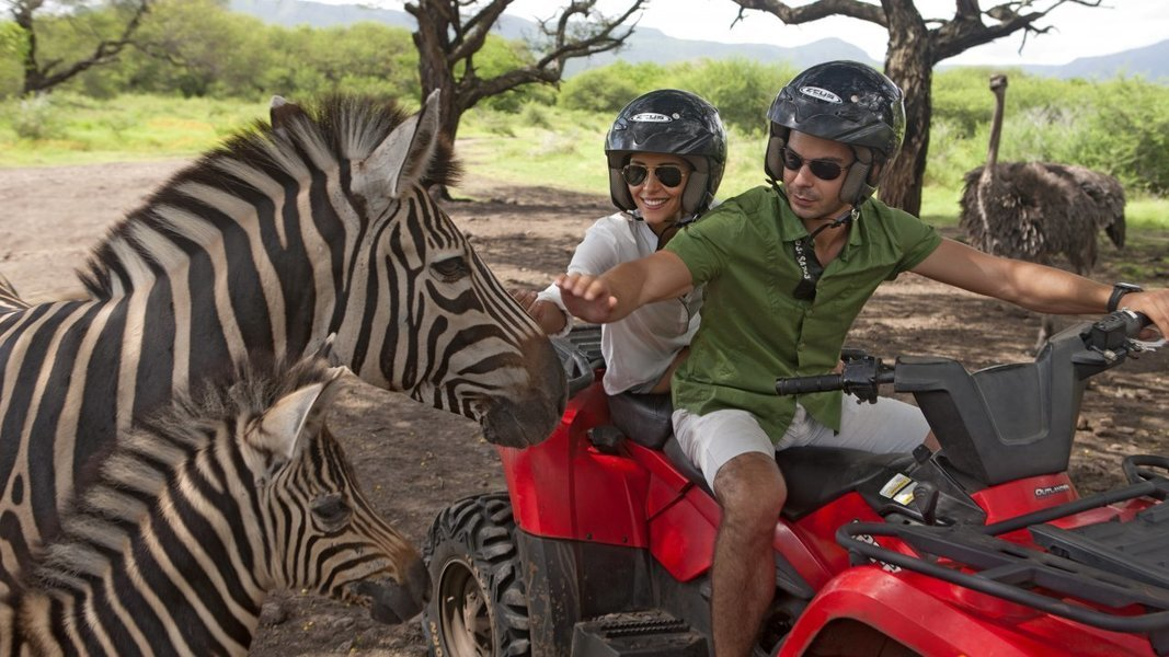 Casela World of Adventure tour Tickets in Mauritius - Tour