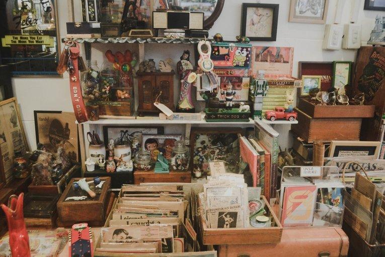 Manila Antique Shops, Sightseeing in Manila - Tour
