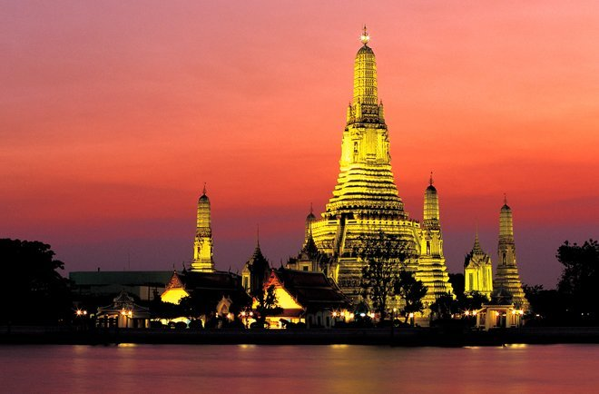 Bangkok Admission Tickets - Collection