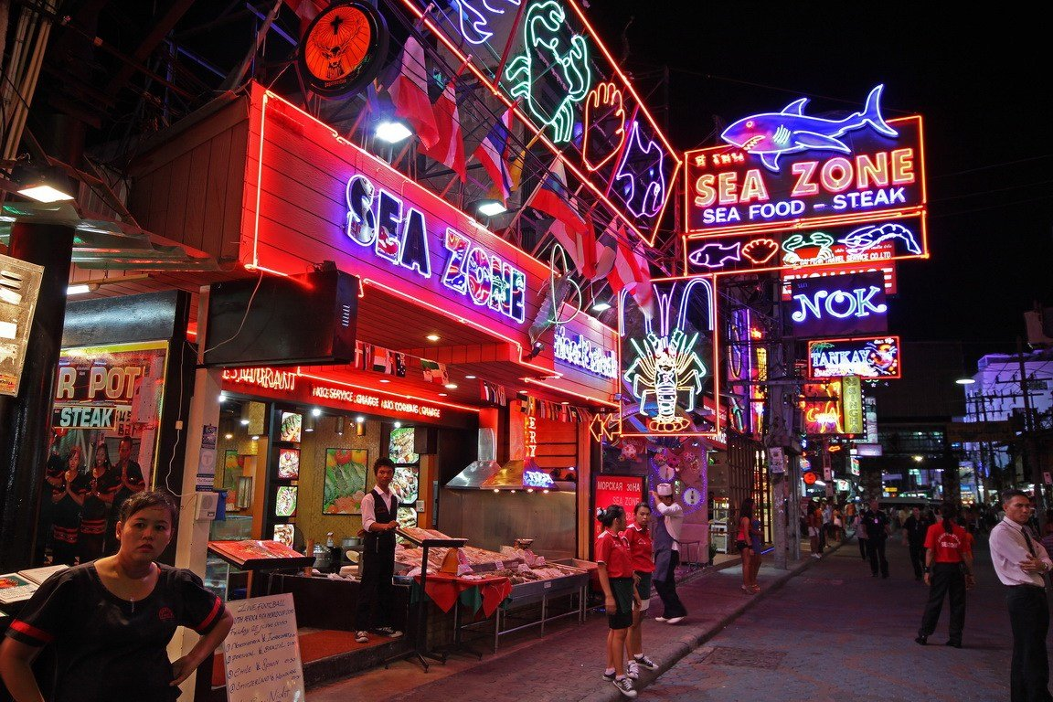 Pattaya Admission Tickets - Collection