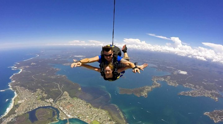 Skydive Tour Tickets in Mauritius - Tour