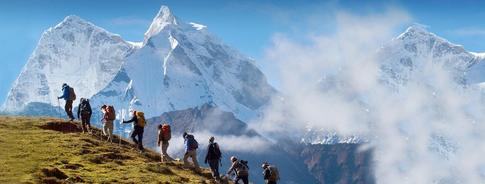 Indrahar Pass Trek - Tour