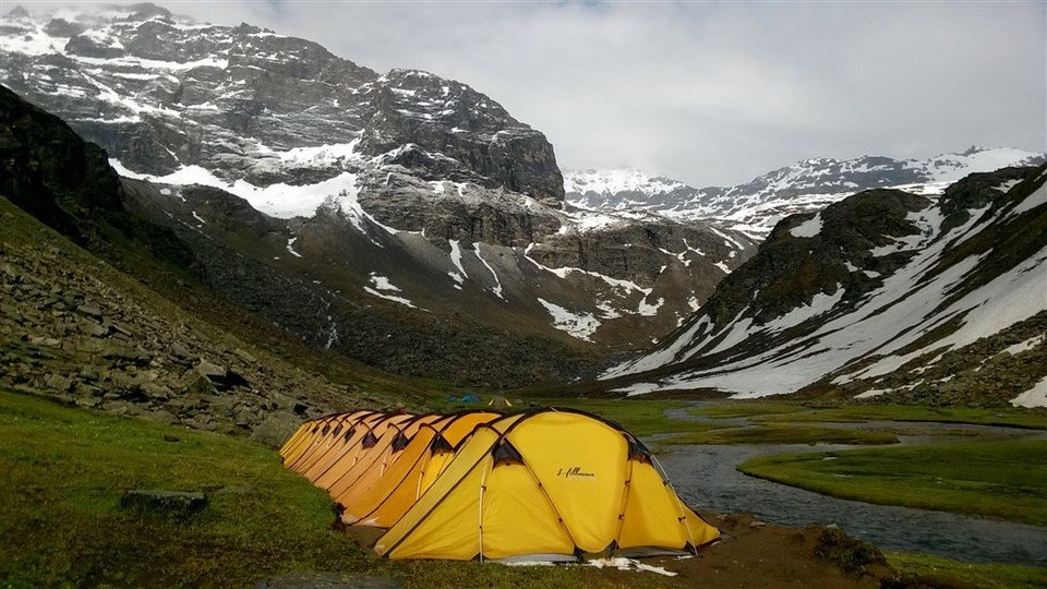 Rupin Pass Trek - Tour
