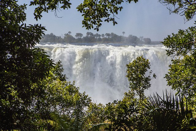 Victoria Falls Day Trips From Botswana - Tour