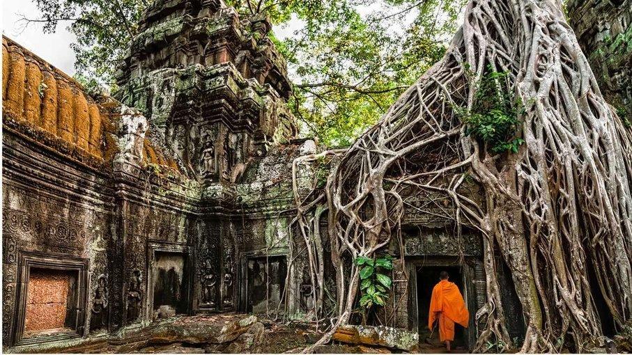 Tuk Tuk to Angkor Wat Tour, Sightseeing in Siem Reap - Tour