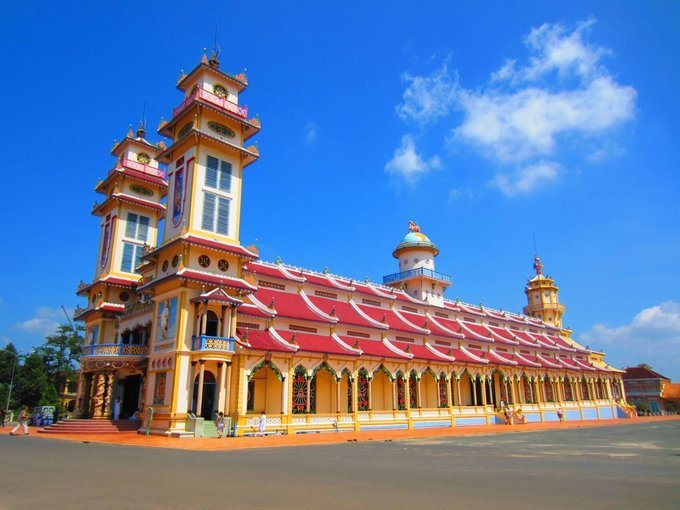 Cu Chi Tunnels and Cao Dai Temple Tour with Lunch, Sightseeing in Ho Chi Minh - Tour
