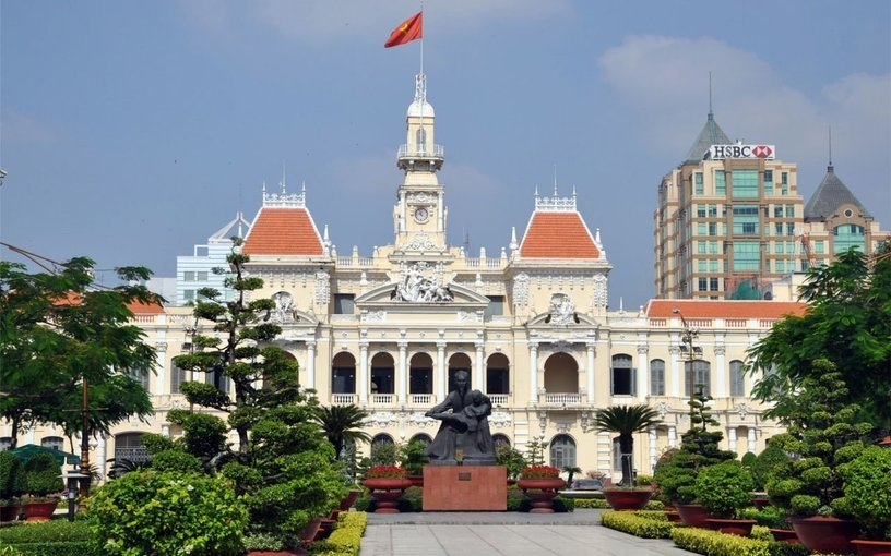 Ho Chi Minh and Vung Tau Tour with Lunch, Sightseeing in Ho Chi Minh - Tour