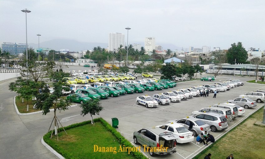 Airport Transfer from Da Nang Hotel to Airport, Private Transfers in Da Nang - Tour