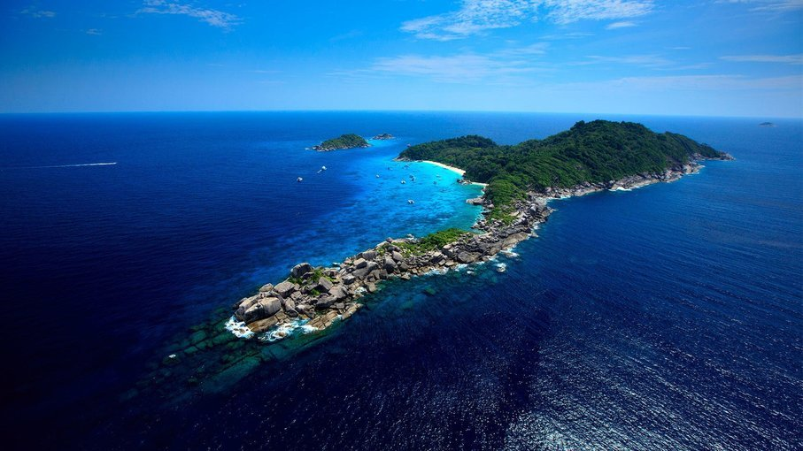 Similan Island Full Day Trip ( by speed boat ) - Tour