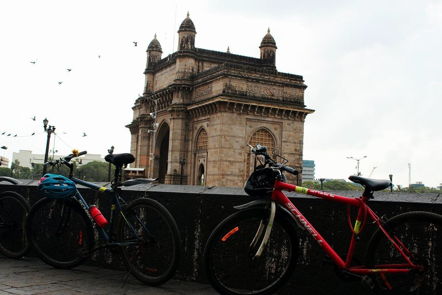 Mumbai Morning Bicycle Tour - Tour