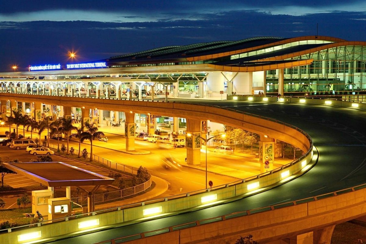 Ho Chi Minh Airport Transfers - Collection