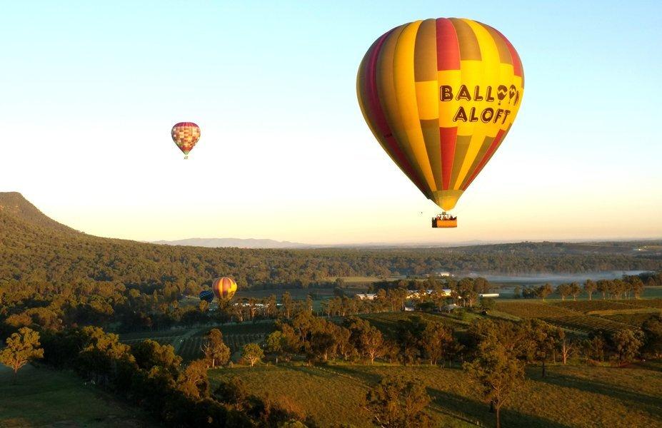 Balloon Aloft Tickets in Sydney - Tour
