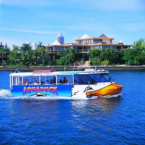 Aquaduck Tickets in Gold Coast - Tour