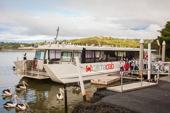 Catch A Crab and Birds Bay Oyster Farm Tickets in Gold Coast - Tour