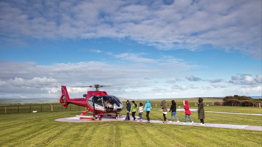 12 Apostles Helicopter Tickets in Melbourne - Tour