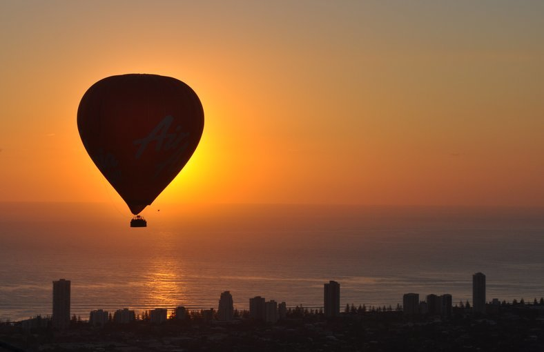 Hot Air Ballooning with Breakfast Tickets in Gold Coast - Tour