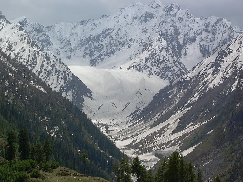 Minkhiani Pass - 4250m - Tour
