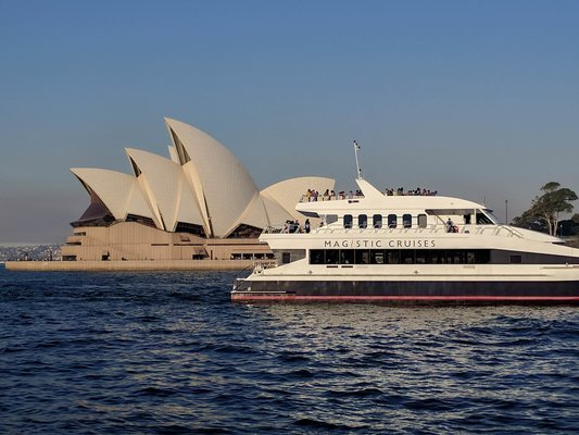 Magistic Sydney Harbour Cruise Tickets in Sydney - Tour