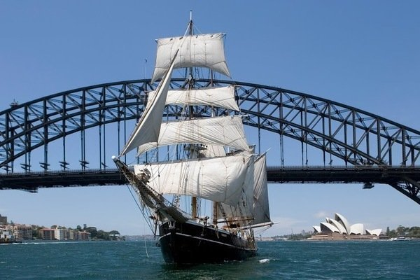 Sydney Tall Ship Cruise Tickets in Sydney - Tour