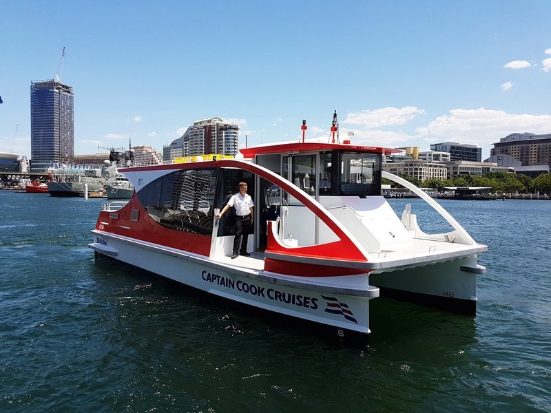 Captain Cook Cruise Tickets in Sydney - Tour