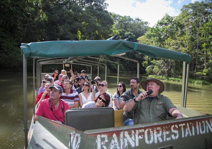 Rain forestation Nature Park Tickets in Cairns - Tour
