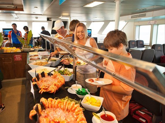 Sunlover Cruises Tickets in Cairns - Tour