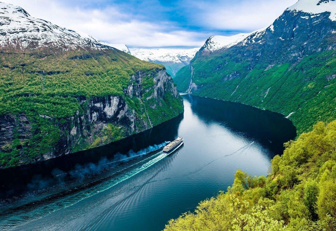 Scandinavia Group Departure - Collection