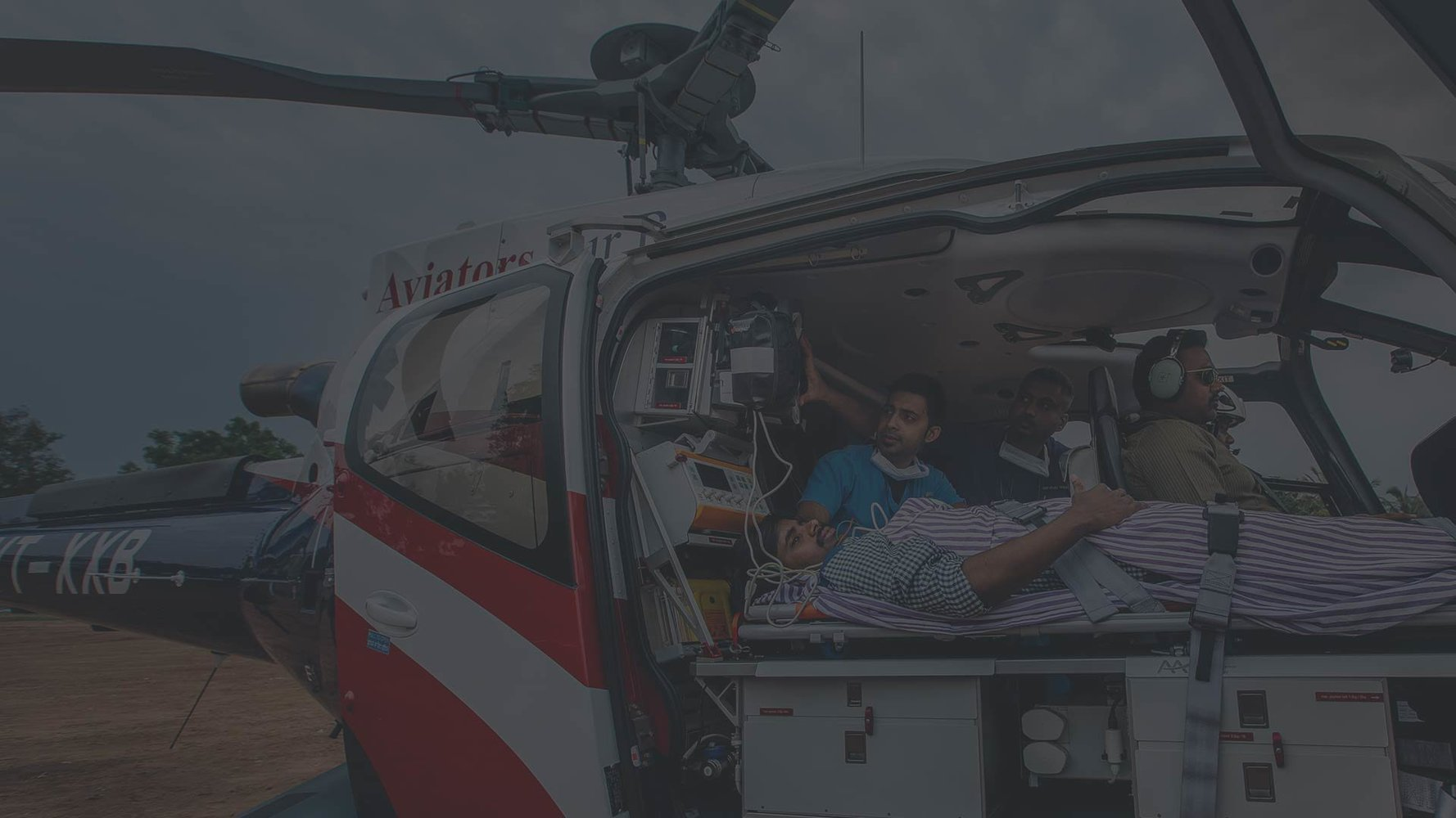 Air Rescue Service for Emergencies