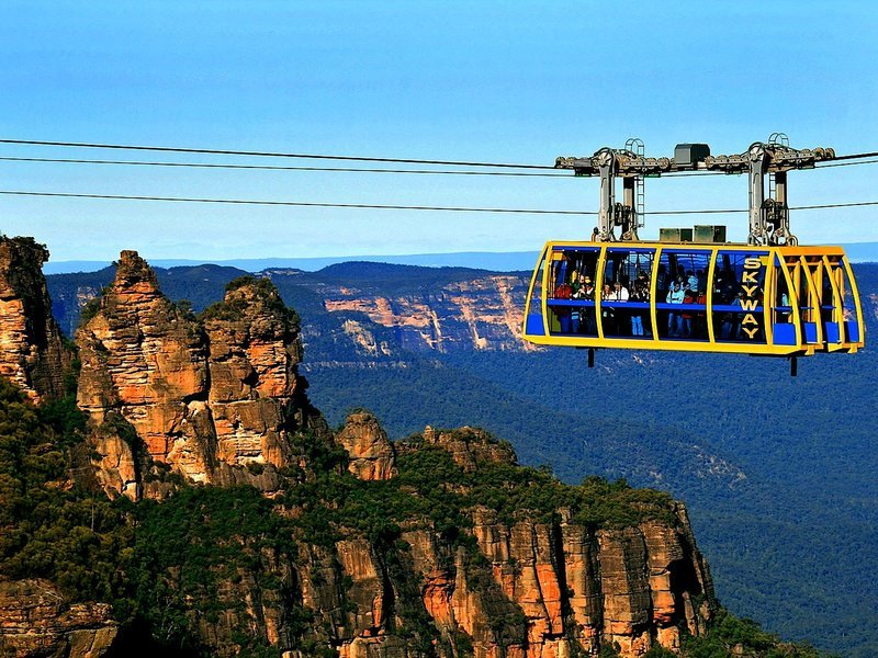 Blue Mountains & Australian Wildlife Experience, Sightseeing in Sydney - Tour