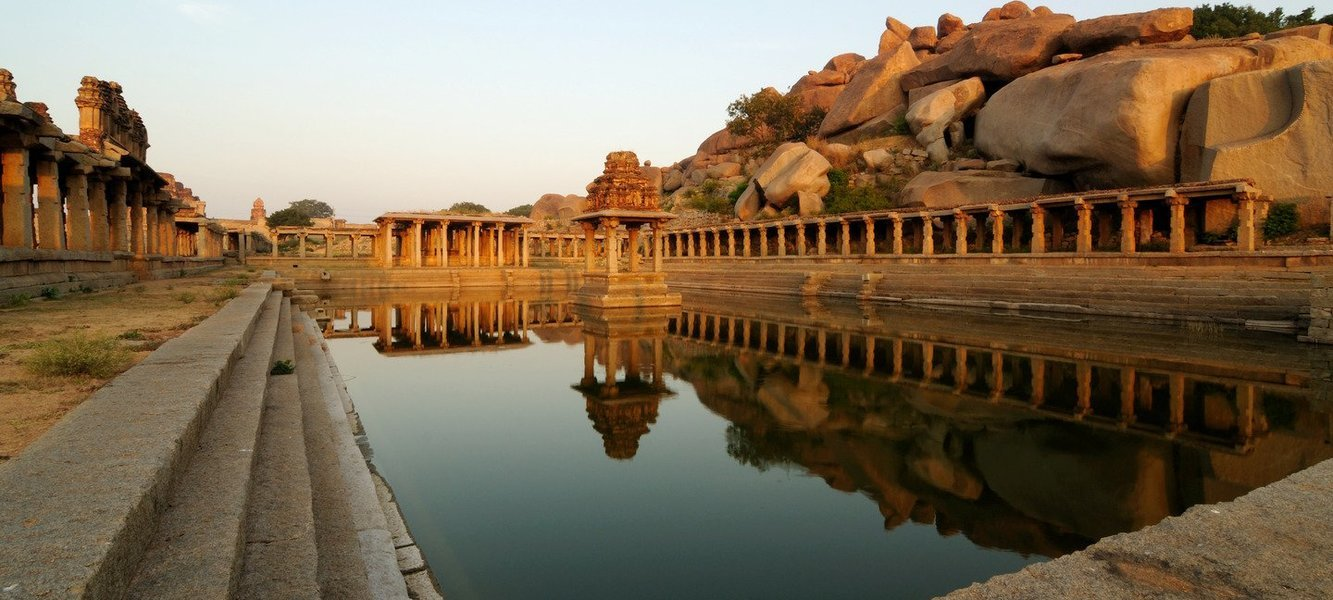 Hampi - The Lost Empire - Tour