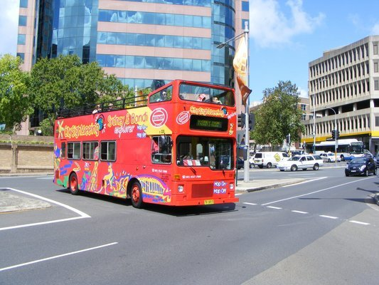Hop-on Hop-off Explorer Bus Tour, Sightseeing in Sydney - Tour